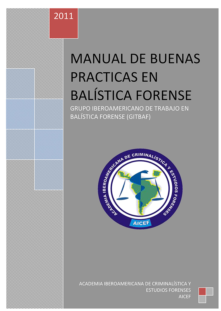 Manual de buenas practicas en balistica forense for Manual de acuicultura pdf