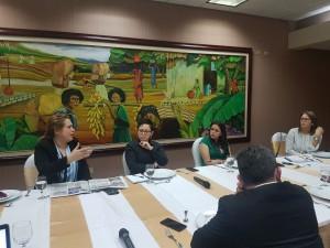 reunion organizaciones mujeres