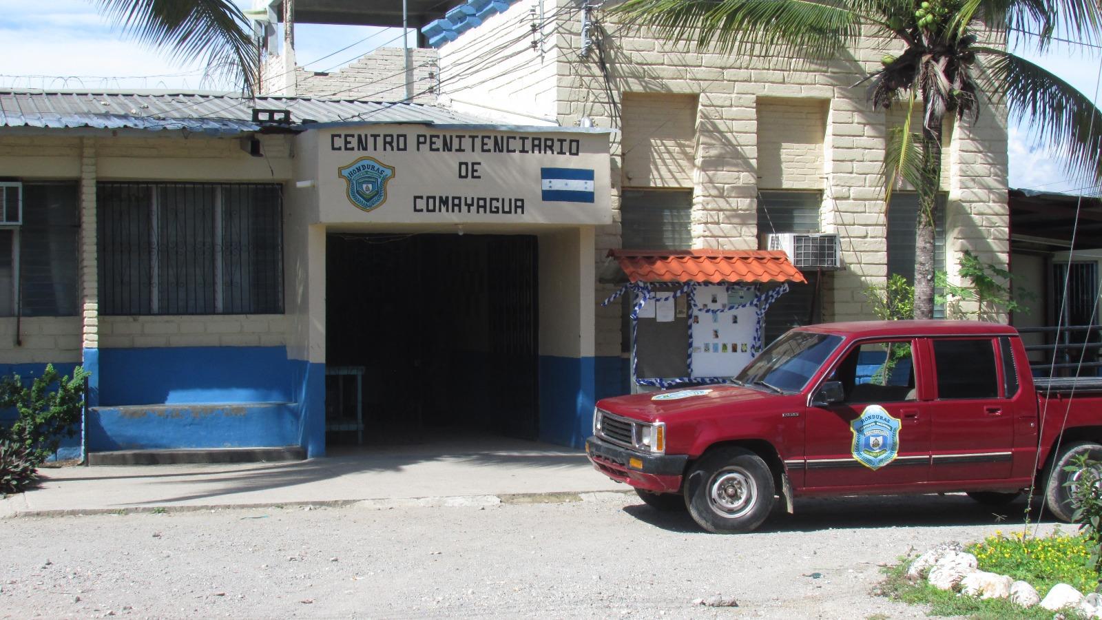 Penitenciario Comayagua