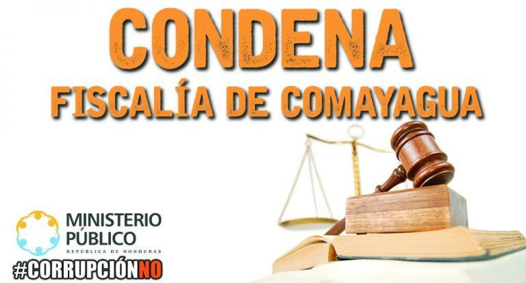 CONDENA COMAYAGUA