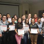 Graduacion curso medicina Forense
