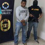 Rufino Alexis Escobar militar condena