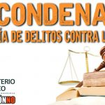 CONDENA A GUATEMALTECOS