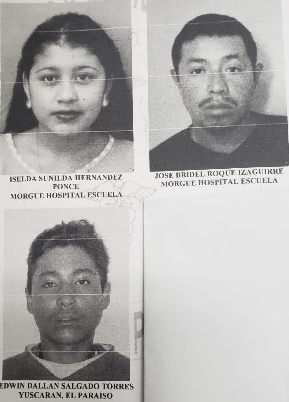 otros identificados MF