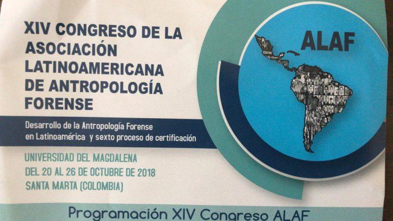 Antroplogía forense en Colombia