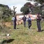 Exhumacion Azacualpa