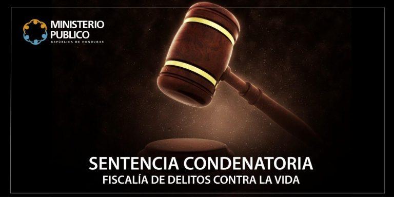 Sentncia Condenatoria