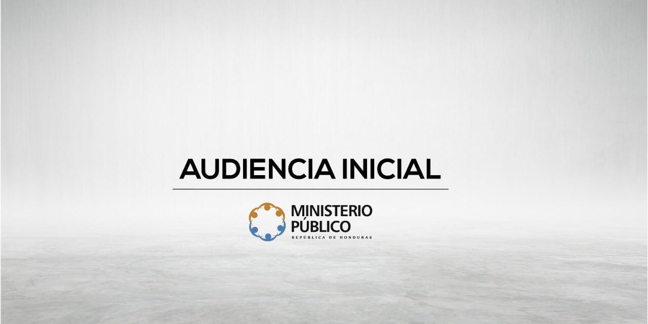 Audiencia inicial mp