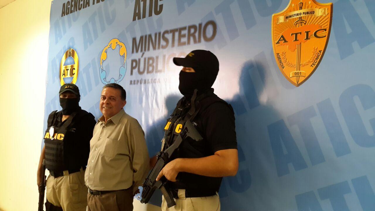 MARCO TULIO BULNES OPERACIÓN MEDUSA CONDENA
