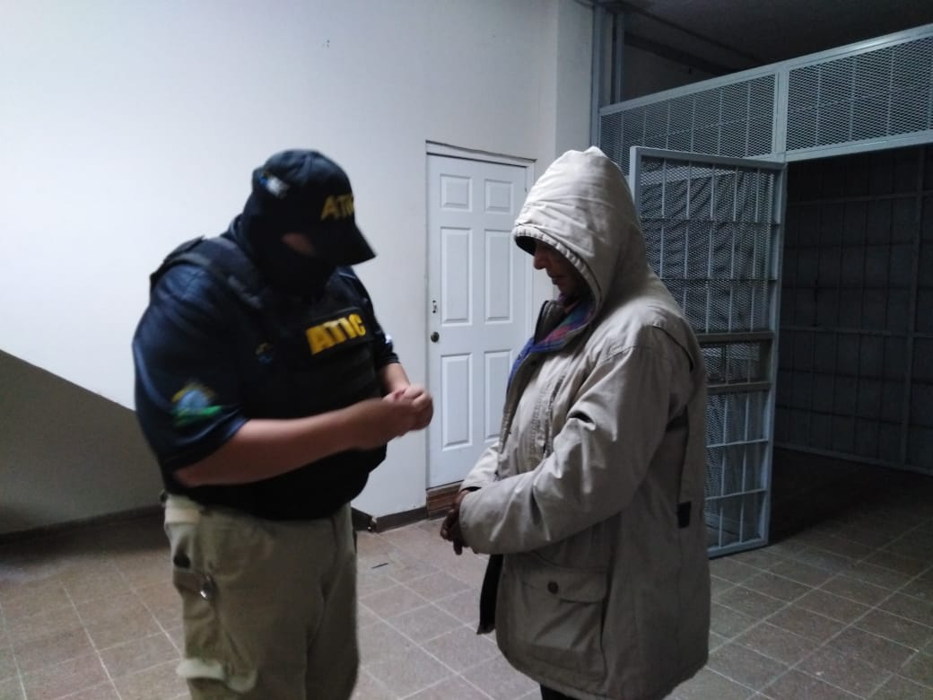 captura ambrosio ordóñez comisionado de policía