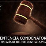 condena fiscalía de delitos contra la vida