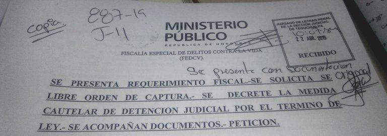 REQUERIMIENTOS FEDCV ODISEO IV