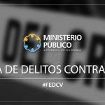 FISCALIA DELITOS CONTRA LA VIDA ROTULO