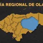 MAPA REGIONAL DE OLANCHO