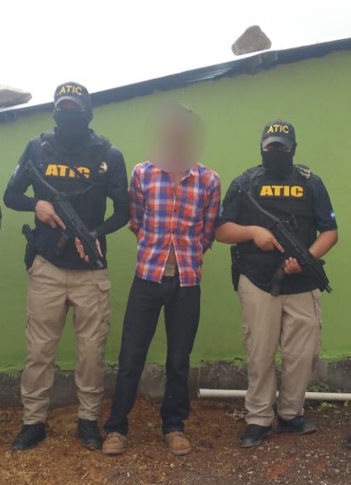 Regional de Occieente captura de supuesto homicida
