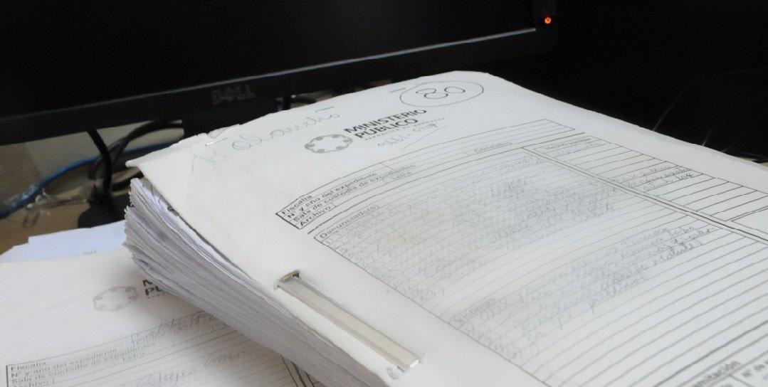 SENTENCIAS CONDENATORIAS CHOLUTECA