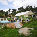Exhumacion en Trojes