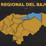 MAPA REGIONAL DEL BAJO AGUÁN