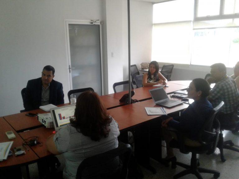 REUNIÓN DIRECTOR MF CON OBSERVATORIO DE LA UNAH 1