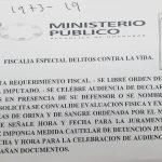 Delmer Audiel Espinal detención judicial fedcv