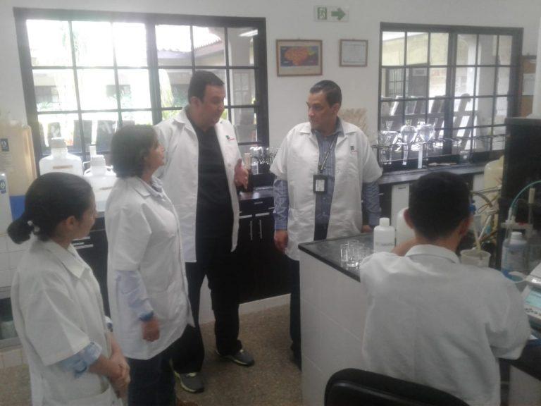 Foto Toxicologos en el Zamorano