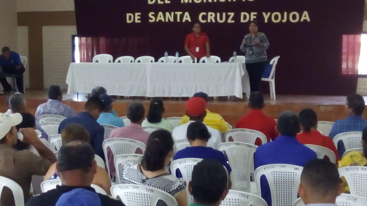 MP DE SPS PARTICIPA EN JURAMENTACIÓN DE JUNTAS DE AGUA1
