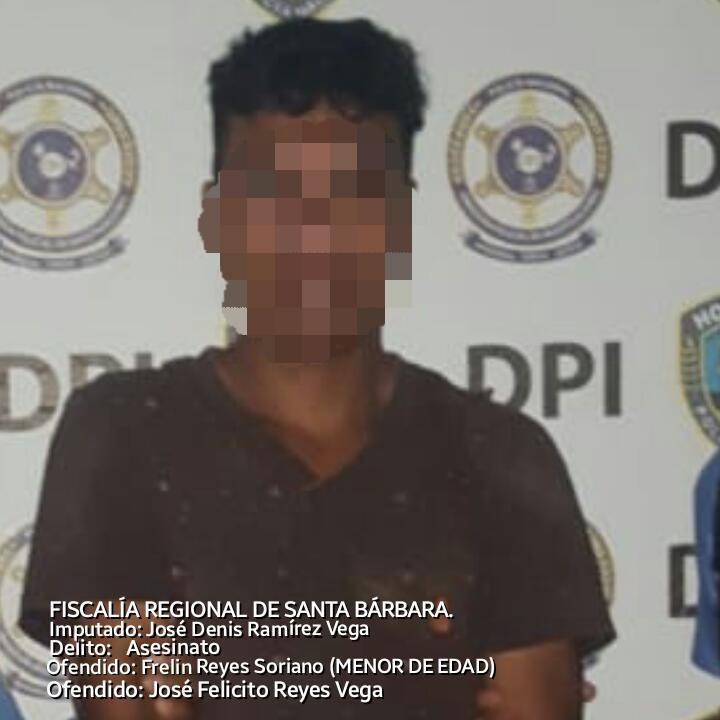 Foto violador en Santa Barbara Abeona