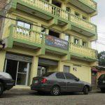 Foto nueva fachada Comayagua