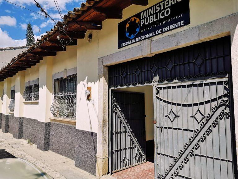 FACHADA FISCALÍA REGIONAL DE ORIENTE 2