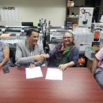 USAID Y CDH DONAN EQUIPO A M.F. 1