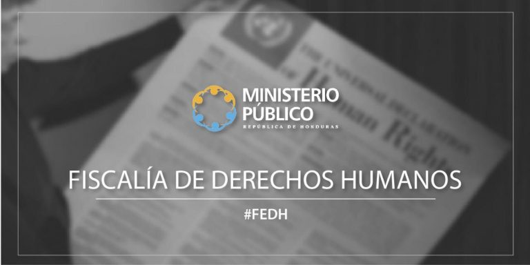 ARTE FISCALÍA DE DERECHOS HUMANOS