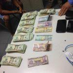 Dejan con Detención Judicial a ciudadano detenido en aeropuerto Golosón con más de 10 mil dólares
