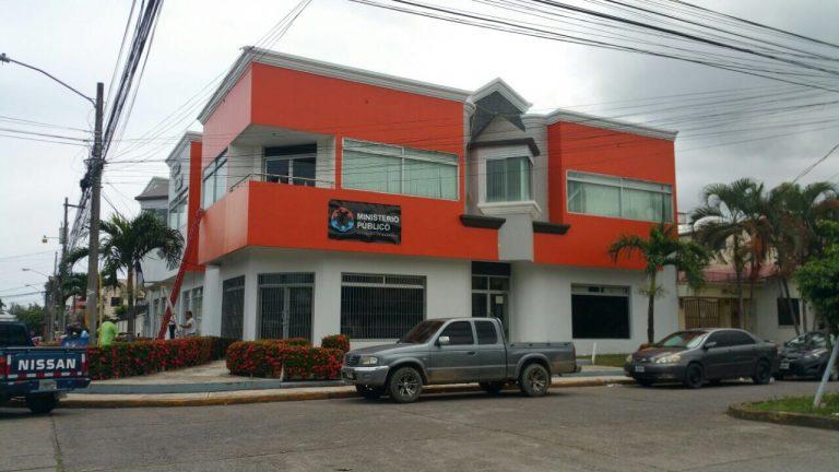 Fachada Ceiba 2020