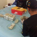 MP oferta pruebas de cara al juicio contra ocho supuestos lavadores de activos capturados durante Operación Laberinto