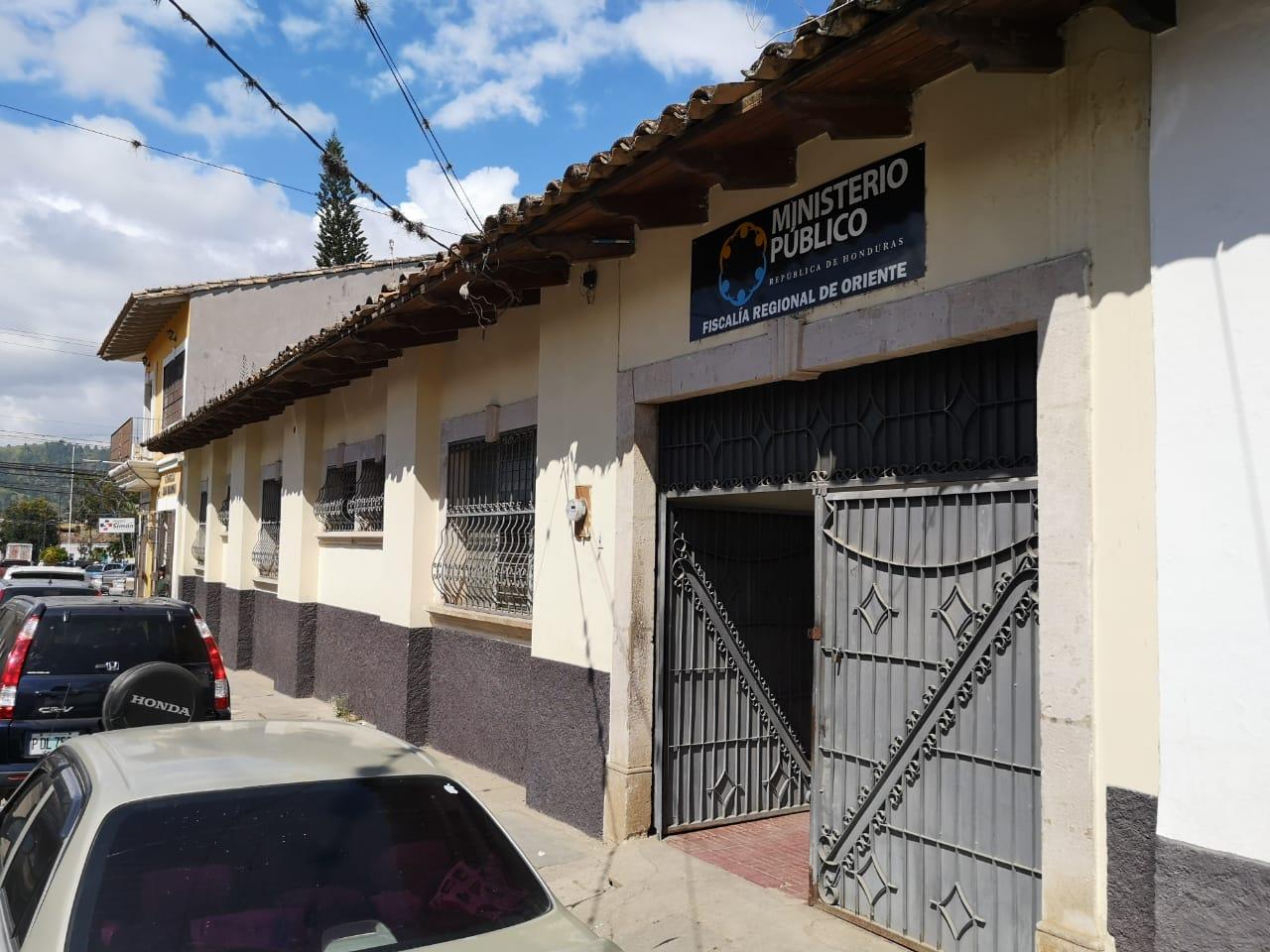 FACHADA FISCALÍA REGIONAL DE ORIENTE 1