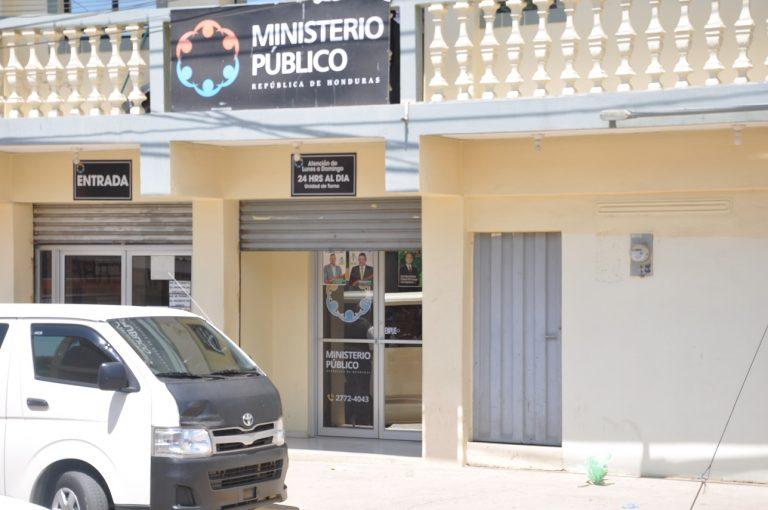 fiscalía comayagua