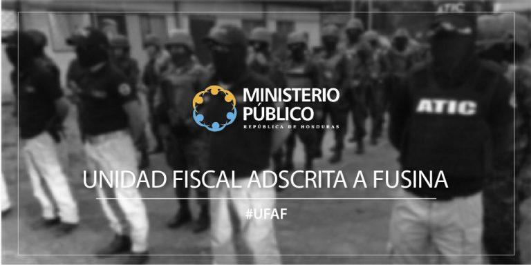 ARTE UNIDAD FISCAL ADSCRITA A FUSINA