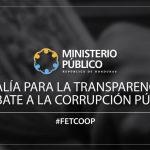 Fiscalía para la transparencia
