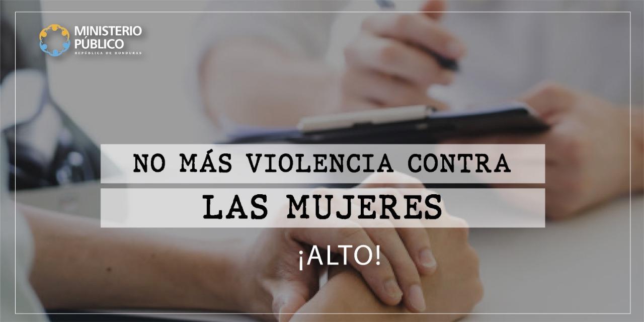 NO MAS VIOLENCIA A LA MUJER