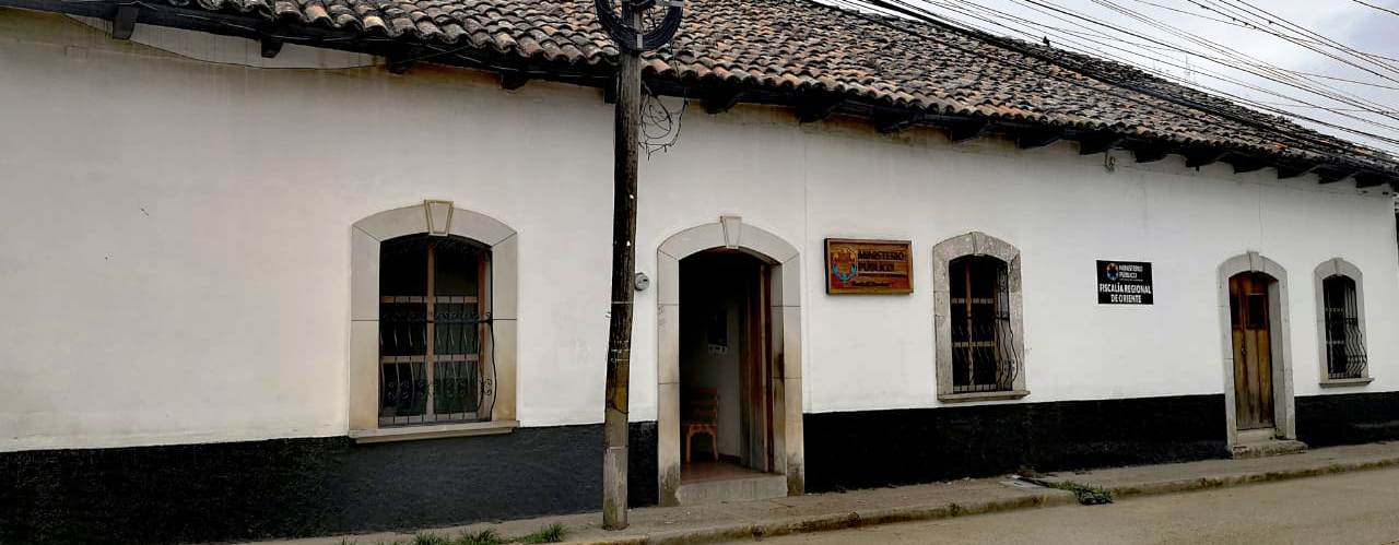 FACHADA FISC. REGIONAL ORIENTE 1