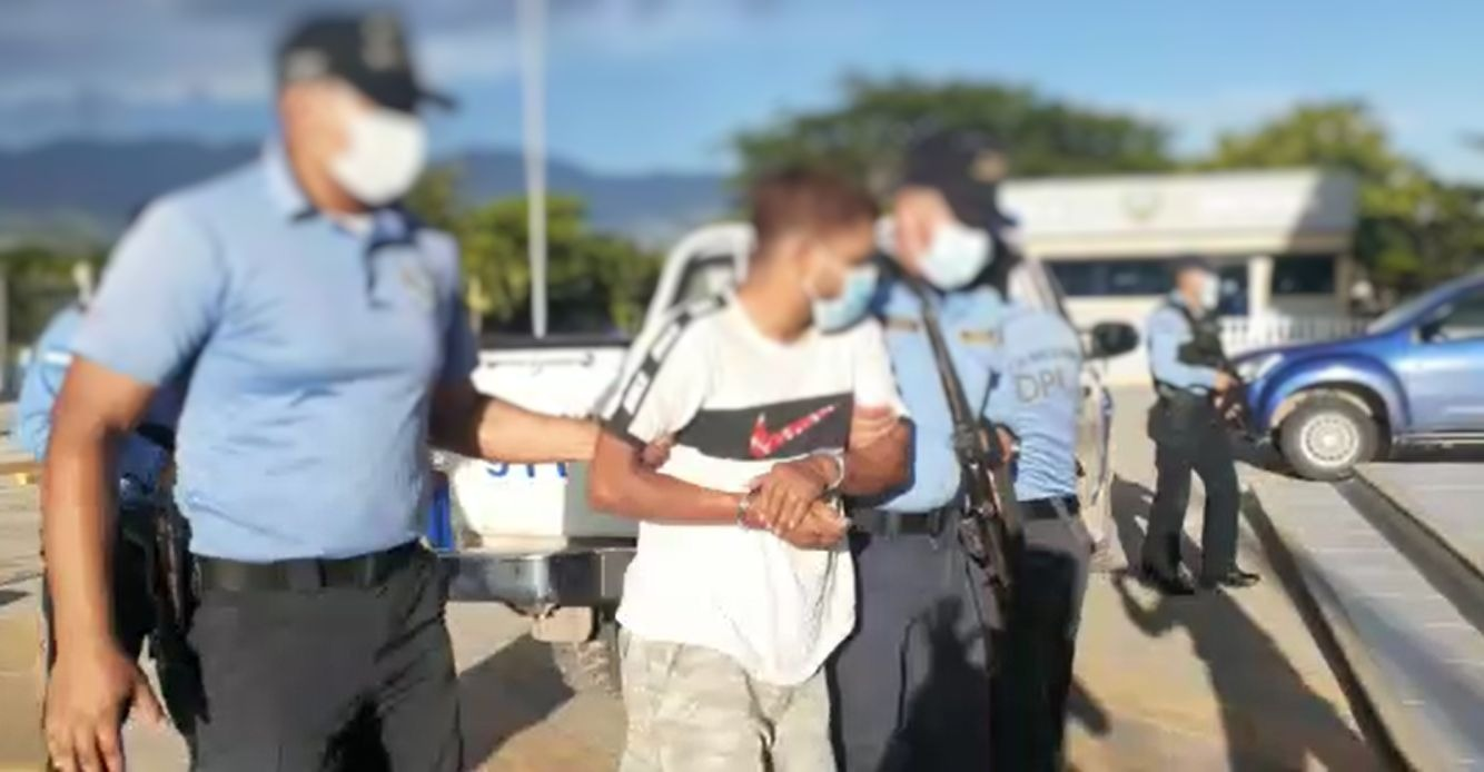 Varios delitos comayagua