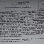 ACUSACION FDCV SUP. ASESINOS JOVENES LAURELES