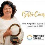 APERTURA JUICIO BERTA CÁCERES 1