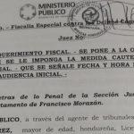 PRISIÓN HIJO MALTRATO A PADRE SEPTUAGENARIO