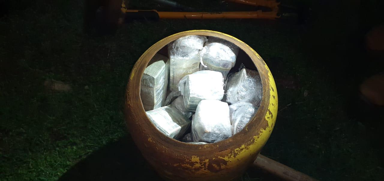 caso fescco cilindro de gas
