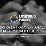 unidad contra la trata de personas del mp honduras