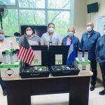 EEUU realiza importante donativo al Laboratorio de Marcas y Patrones necesario para su acreditación