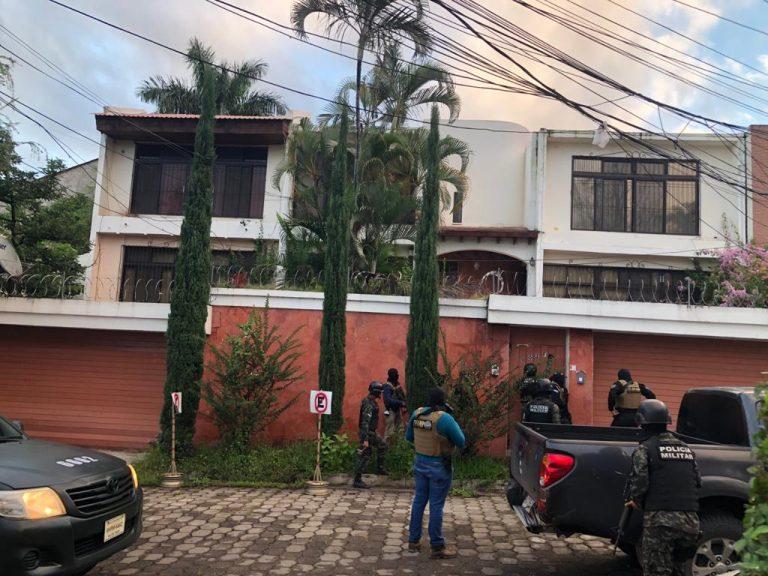 Fiscalías del Triángulo Norte de Centroamérica ejecutan la Operación Escudo Regional contra estructuras de maras y pandillas