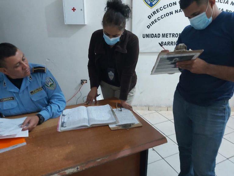 JÚPITER V Fiscalía de Derechos Humanos realiza inspecciones en albergues y postas policiales