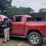 ATIC decomisa fuerte suma de dinero vinculado al tráfico de drogas